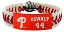 Philadelphia Phillies Bracelet Classic Baseball Roy Oswalt