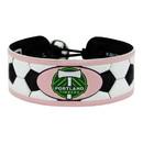 Portland Timbers Bracelet Soccer Pink