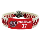 Washington Nationals Bracelet Classic Baseball Stephen Strasburg