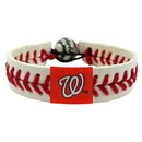 Washington Nationals Bracelet Classic Baseball