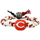 Cincinnati Reds Classic Frozen Rope Baseball Bracelet