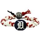 Detroit Tigers Classic Frozen Rope Baseball Bracelet