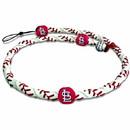 St. Louis Cardinals Classic Frozen Rope Baseball Bracelet