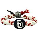 San Diego Padres Bracelet Frozen Rope Classic Baseball