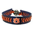 Auburn Tigers Bracelet Team Color Baseball