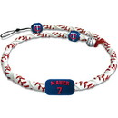 Minnesota Twins Necklace Frozen Rope Classic Baseball Joe Mauer