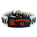 Detroit Tigers Bracelet Genuine Baseball Victor Martinez