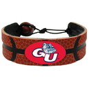 Gonzaga Bulldogs Bracelet Team Color Basketball
