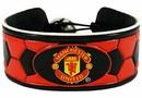 Manchester United Bracelet Team Color Soccer