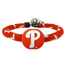 Philadelphia Phillies Bracelet Frozen Rope Team Color Baseball
