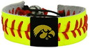 Iowa Hawkeyes Bracelet Classic Softball