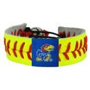 Kansas Jayhawks Bracelet Classic Softball
