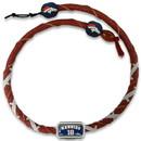 Denver Broncos Necklace Spiral Football Peyton Manning Design