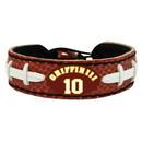 Washington Redskins Bracelet Classic Football Robert Griffin III Design