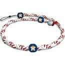 Houston Astros Necklace Frozen Rope Classic Baseball