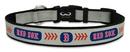 Boston Red Sox Reflective Medium Baseball Collar