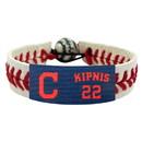 Cleveland Indians Bracelet Classic Baseball Jason Kipnis