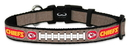 Kansas City Chiefs Reflective Toy Football Collar