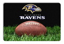 Baltimore Ravens Classic NFL Football Pet Bowl Mat - L