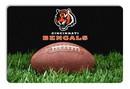 Cincinnati Bengals Classic NFL Football Pet Bowl Mat - L