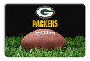 Green Bay Packers Pet Bowl Mat Classic Football Size Large