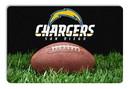 San Diego Chargers Classic NFL Football Pet Bowl Mat - L