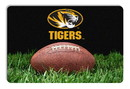 Missouri Tigers Classic Football Pet Bowl Mat - L
