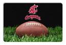 Washington State Cougars Classic Football Pet Bowl Mat - L