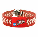 College World Series Bracelet Classic Baseball Logo Red