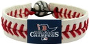 Boston Red Sox Bracelet Classic Baseball 2013 World Series Champ