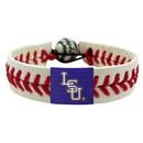 LSU Tigers Bracelet Classic Baseball Alternate
