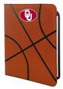 Oklahoma Sooners Classic Basketball Portfolio - 8.5 in x 11 in