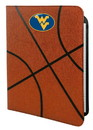 West Virginia Mountaineers Classic Basketball Portfolio - 8.5 in x 11 in