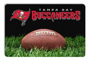 Tampa Bay Buccaneers Classic NFL Football Pet Bowl Mat - L