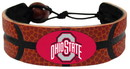 Ohio State Buckeyes Classic Basketball Bracelet