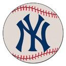 New York Yankees Baseball Mat 29 inch