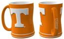 Tennessee Volunteers Coffee Mug - 14oz Sculpted Relief