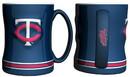 Minnesota Twins Coffee Mug - 14oz Sculpted Relief