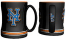 New York Mets Coffee Mug - 14oz Sculpted Relief