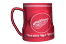 Detroit Red Wings Coffee Mug - 18oz Game Time