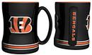 Cincinnati Bengals Coffee Mug - 14oz Sculpted Relief