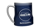 Seattle Seahawks Coffee Mug - 18oz Game Time