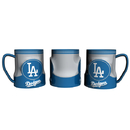 Los Angeles Dodgers Coffee Mug - 18oz Game Time (New Handle)