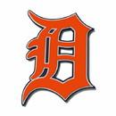 Detroit Tigers Magnet 3D Foam
