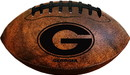 Georgia Bulldogs Football Vintage Throwback 9 Inches