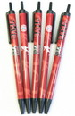 Alabama Crimson Tide Click Pens - 5 Pack
