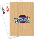 Cleveland Cavaliers Playing Cards Hardwood - Special Order