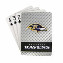 Baltimore Ravens Playing Cards - Diamond Plate