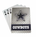Dallas Cowboys Playing Cards - Diamond Plate
