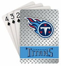 Tennessee Titans Playing Cards Diamond Plate Special Order